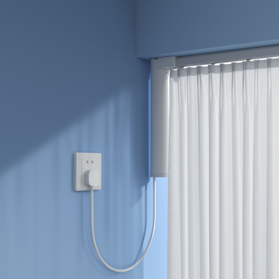 Умный карниз для штор Xiaomi Mijia Smart Curtain (MJZNCL01LM)