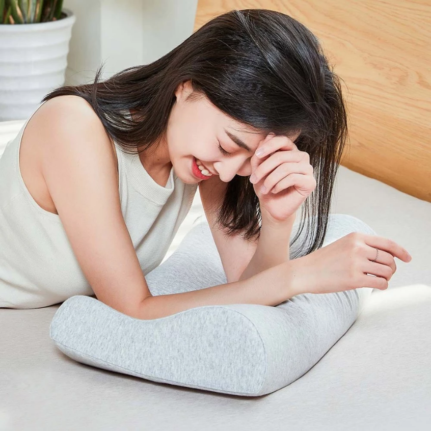 Подушка латексная Xiaomi Mijia Neck Memory Pillow (MJYZ018H)