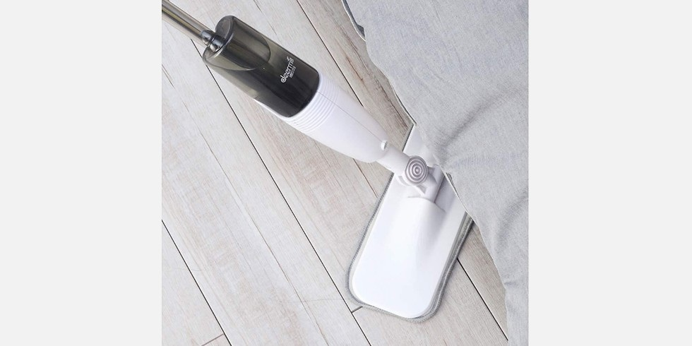Швабра Deerma Water Spray Mop (белый/white)