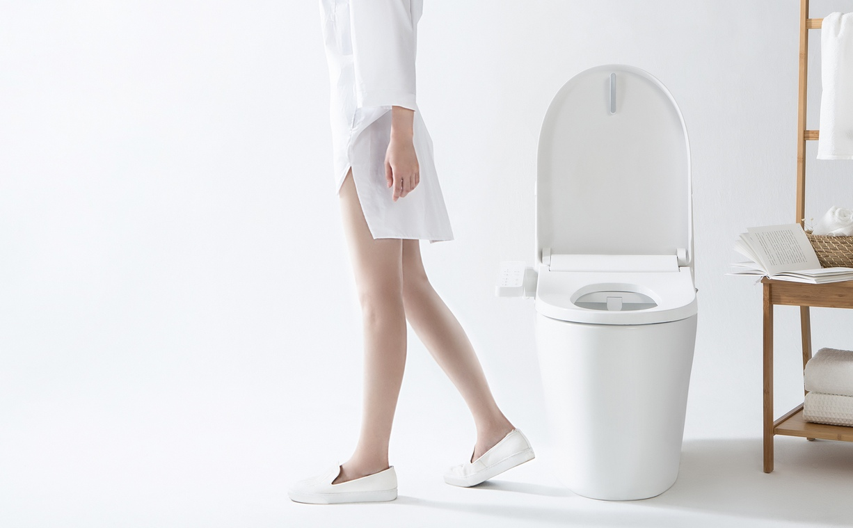 xiaomi-smartmi-Smart-Toilet-Cover-White